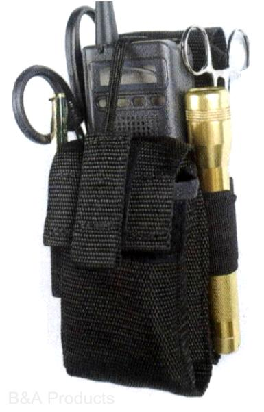 Radio/EMT combo pouch, clip version