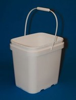 2 Gallon EZ Stor® Plastic Container