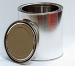 1/2 Gallon Paint Can- unlined