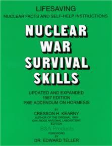 Nuclear War survival Skills (Cresson Kearny)