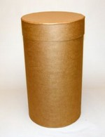 24 Gallon All-Fiber Drum - Round