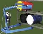 MORSE Omni-Lift Drum Racker - Battery Lift/Manual Tilt