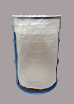 Chemical Resistant Hot Fill Round 55 Gallon Liner (4 Mil.)