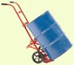 Self-Standing Drum Truck - Moldon Rubber Wheels