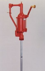 Fill-Rite Quart/Liter Stroke Pump - Polypropylene Tube