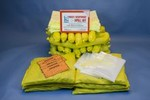 55 Gallon UniSorb Spill Response Refill Kit