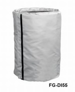 Full Coverage Insulated Drum Blanket
