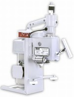 Wizard Self-Propelled Drum Deheader - Electric Motor - Outside Cut - USDA Approved