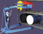 MORSE Omni-Lift Drum Racker - Air Lift/Air Tilt