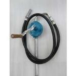 Blackmer® Rotary Transfer Drum Pump With Nitrile Hose