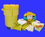 95 Gallon UniSorb Spill Response Kit with Wheels