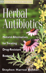 Herbal Antibiotics (Buhner)