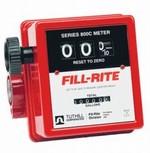 Mechanical Flowmeter - 3/4 Inch NPT - Corrosion Resistant