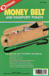 Money Belt and Passport Pouch