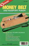Money Belt and Passport Pouch