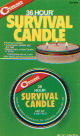36-Hour Survival Candle