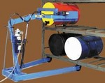 MORSE Omni-Lift Drum Racker - Battery Lift/Battery Tilt