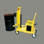 Counterbalanced Drum Transporter - Spark Resistant