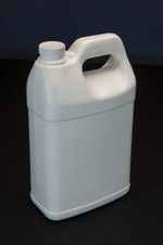 128 Ounce - 1 Gallon - F-Style HDPE Bottle