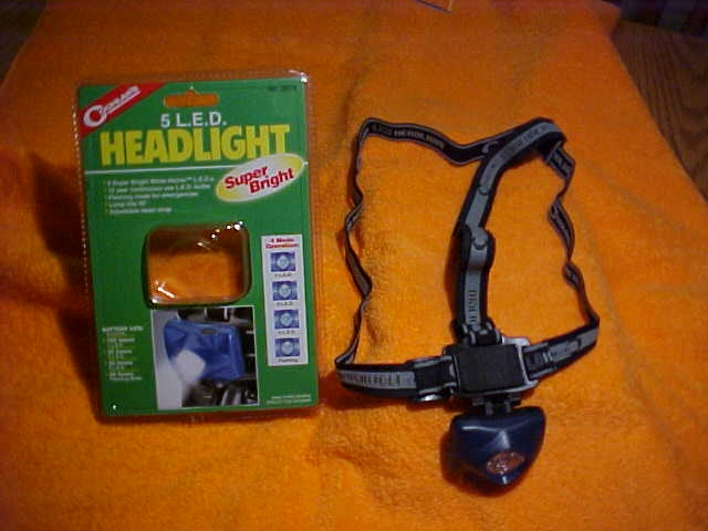 L.E.D Headlight