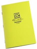 Transit Pattern Notebook