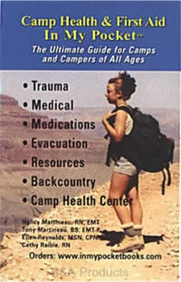 Camp Health & First Aid In My Pocket