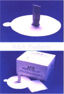 Asherman Chest Seal (ACS) Box of 10