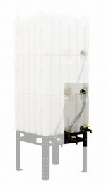 Plumbing Kit for Two Tank - Stackable Totes