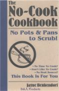 The No-Cook Cookbook (Benkendorf)