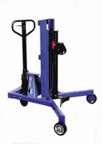 Drum Jak Lifter Works Like a Pallet Truck