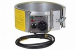 EXPO Electric Pail Heater - Thermostat Control - For Steel Pails