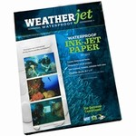 Weatherjet- Water Proof Ink Jet Paper - 100 Sheets