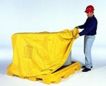 Pullover Cover For 4 Drum UltraTech Poly Spill Pallet