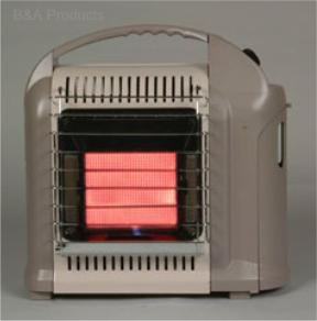 Portable Companion Propane Heater