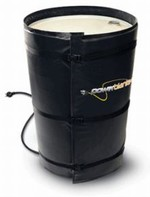Powerblanket Insulated Drum Heaters - Preset Thermostat