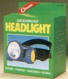 Headlight - Waterproof with Head Mount Strap
