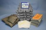 65 Gallon CleanSorb Spill Response Refill Kit