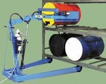 MORSE Omni-Lift Drum Racker - Manual Lift/Manual Tilt