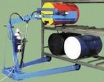 MORSE Omni-Lift Drum Racker - Manual Lift/Manual Tilt