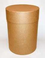 30 Gallon All-Fiber Drum - Round