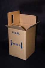 5 Gallon Hedpak Cartons