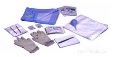 Disposable Emergency Obstetrical Kit