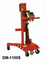 Manual Drum Handler 19 Inch Lift with Scale