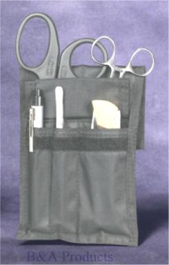 EMT Padded Nylon Holster Set