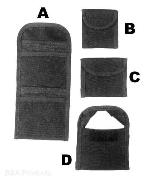X-Large glove pouch