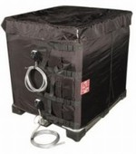 Dual Zone Blanket Heater for Plastic IBC