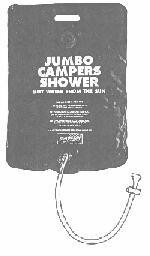 Camper Shower