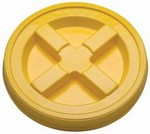 Yellow Gamma Seal Pail Lid