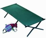 Deluxe Folding Camp Cot