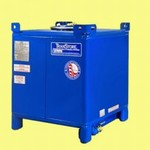 550 Gallon Carbon Steel IBC - TranStore Advanced Technology